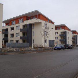 Neubau Mehrfamilienhäuser in Ehningen