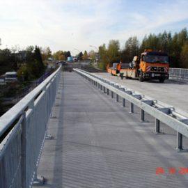 Brücke in Hamm, Warendorfer Straße