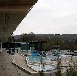 Freibad in Stromberg