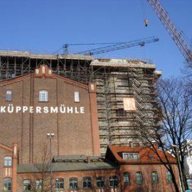 Museum Küppersmühle in Duisburg