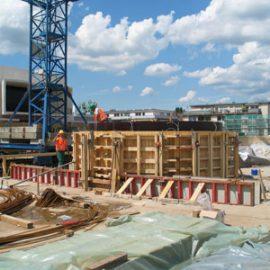 Sanierung und Erweiterung Staatstheater Darmstadt