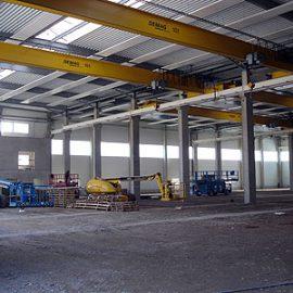 Neubau Betriebsgebäude in Wedel